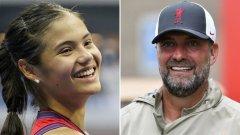 Клоп: Започвам да гледам женски тенис, велико е!