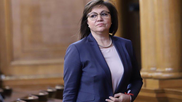 """Корнелия Нинова определи спирането на работата на парламента като """"отмяна на парламентарната република"""""""