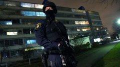 Според полицията не става въпрос за терористичен акт
