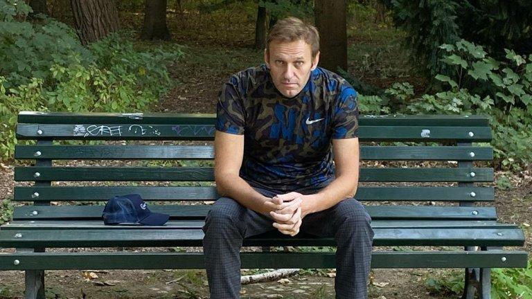 Арестът на Любов Собол идва на фона на разкритията, че е имало поне три опита за покушение над Навални