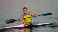 Нейтън Багали е трикратен световен шампион и носител на два сребърни медала от Атина 2004