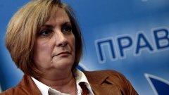 Искра Михайлова твърди, че за проектът за Кара дере не съществува за нейното министерство