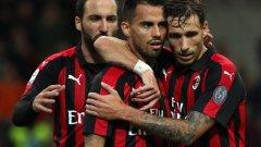 Сусо донесе победата на Милан