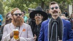 Световното първенство на брадата и мустаците се провежда през две години в различна държава