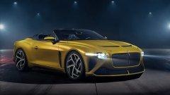 """Bentley Bacalar - когато """"просто луксозен автомобил"""" не е достатъчно"""