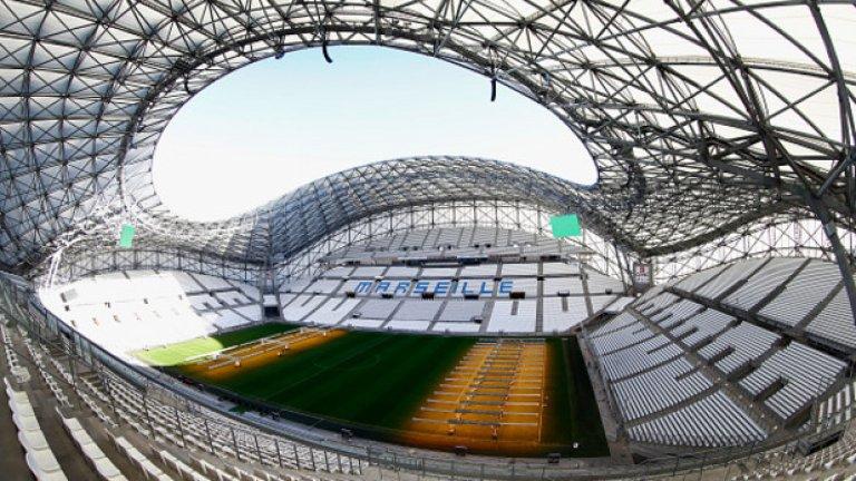 Срещу 1,6 млрд. евро Франция се сдоби с 10 прекрасни стадиона.
