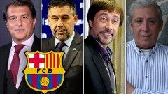 Бартомеу вече е минало за Барселона, но кой ще бъде избран да извади клуба от сложната ситуация, в която го постави досегашният президент?