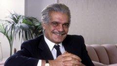 """Звездата от """"Доктор Живаго"""" и """"Лорънс Арабски"""" почина на 83-годишна възраст. Вижте най-известните му роли в галерията."""