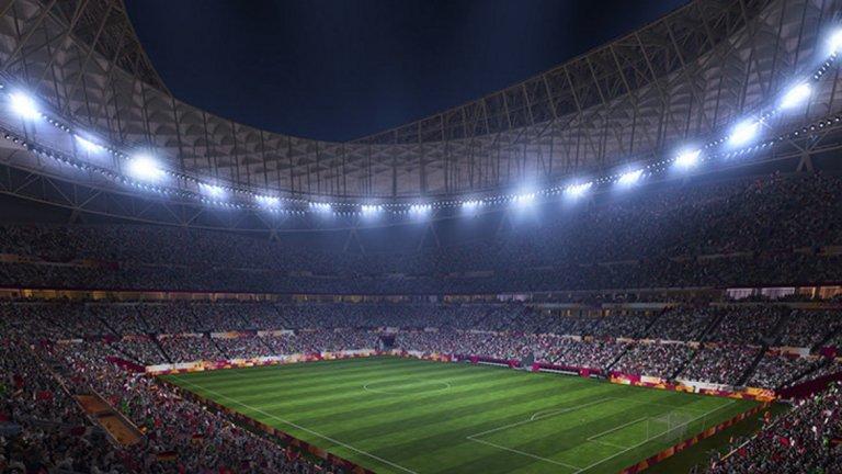 Арената ще бъде с капацитет от 80 000 места и ще бъде домакин на откриващия мач на Мондиал 2022.