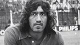 Марадона го обяви за по-добър от себе си, Пеле се плашеше да не го засенчи, но беше убит за едно ръждиво колело