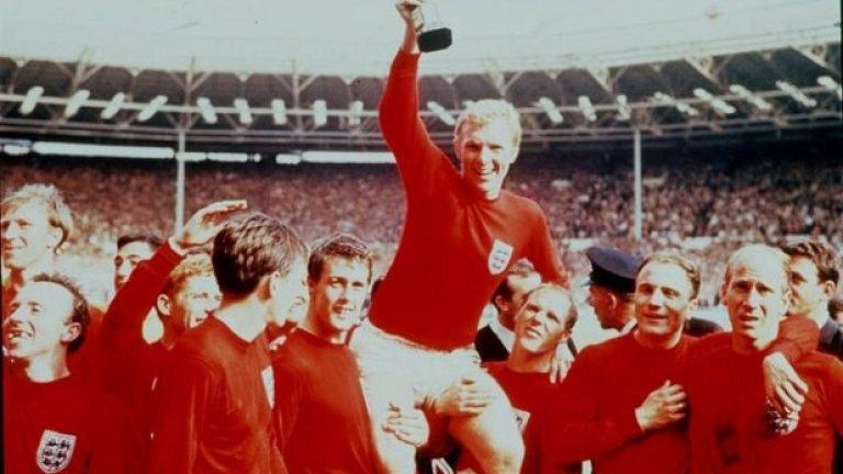 """Британският вестник """"Телеграф"""" се натовари с отговорната задача да излъчи двайсетицата на най-великите футболисти на Острова. Вижте в галерията."""