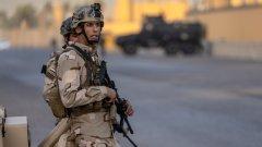 Няма жертви при нападението, а САЩ обявиха, че си запазват правото на отговор