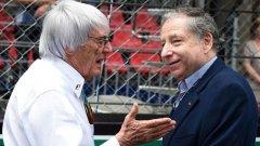 Бърни Екълстоун и Жан Тод отстъпиха пред натиска на отборите във Формула 1