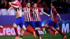 Атлетико (Мадрид) може да се превърне в изненадващият фаворит за европейската корона