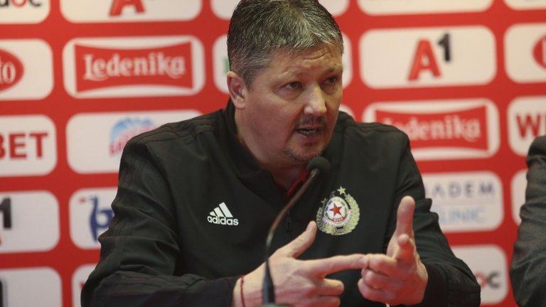 Пенев е бил президент, треньор и футболист в ЦСКА, сега се връща на треньорската скамейка, за да преследва Лудогорец в класирането