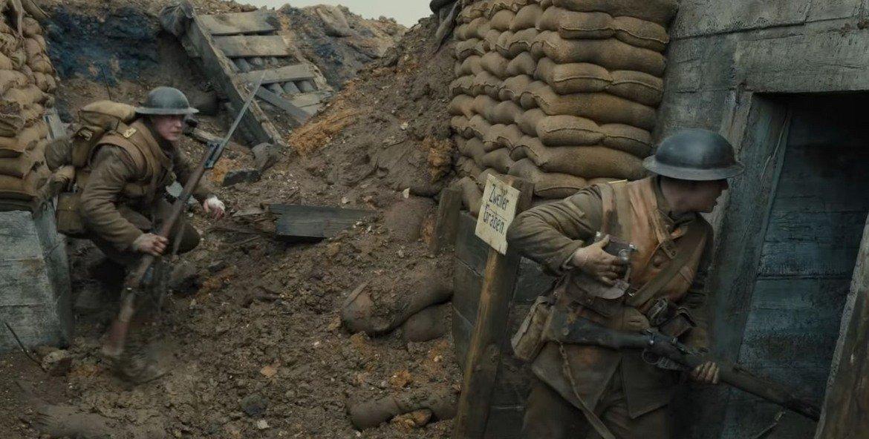 Филмът разказва за неопитните британски войници Скофийлд и Блейк, които получават почти невъзможна задача.