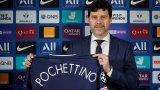 Голямата цел пред Почетино в ПСЖ - да спечели Шампионската лига