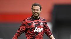 Манчестър Юнайтед привлече вратар и удължи договора на Мата