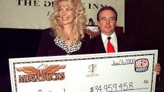 Синтия Бренан печели рекордна сума - почти 35 млн. долара