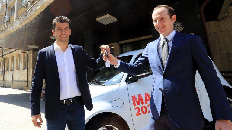 Предстои 140 млн. инвестиция в завода за електромобили в Ловеч