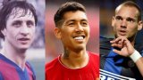 Кройф, Фирмино и Снайдер - на пръв поглед несъвместими играчи от различни футболни периоди. Те обаче са представителни за различните превъплъщения на атакуващия полузащитник през годините