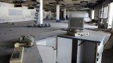 """Разхвърляни архиви, празни зали, избледнели туристически плакати и разкъсани карти - """"Еликон"""" е един малък Припят в Гърция"""
