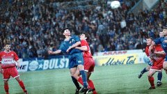 """""""Кървавият"""" гол на Гонзо през 2000 г."""