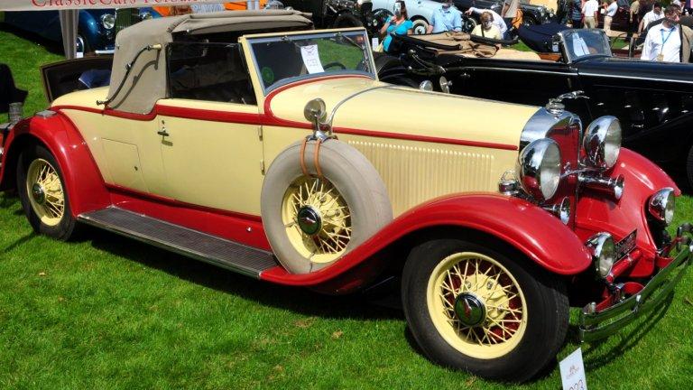 Lincoln K Series от 1931 г.  30-те години са времето, в което луксозните возила излизат на преден план и Ford не прави изключение с бранда си Lincoln. Компанията представя на пазара K Series, който може и да не се превръща в абсолютен фурор, но все пак е заявка, че фирмата се прицелва и в по-високия ценови сегмент.