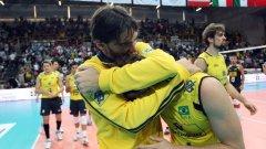 Действащият световен шампион Бразилия започна с лесна победа защитата на титлата си от Япония'06