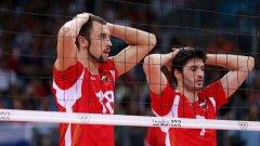 Българите допуснаха твърде много грешки в мача, докато Иран игра много уверено