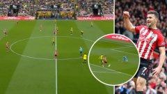 Център, грешка, най-бързият гол в историята на Висшата лига (видео)