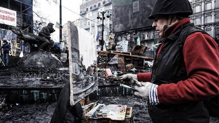 Кошмарът на Киев (Фотогалерия 18+)