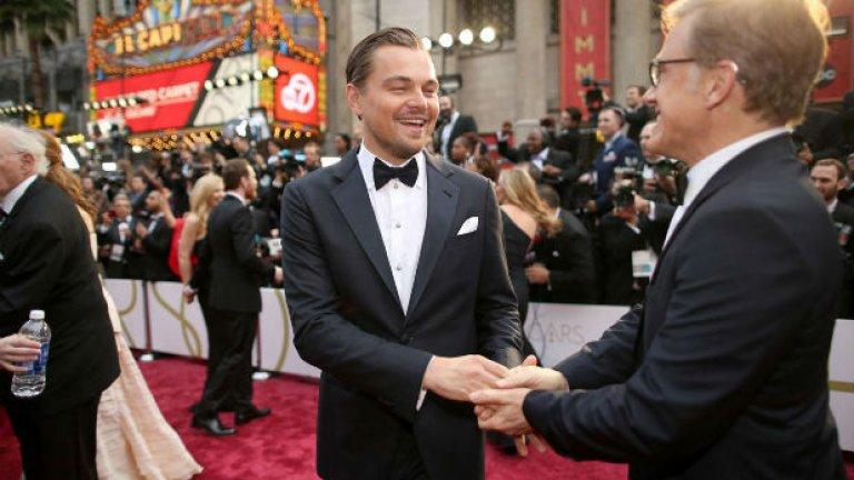 На Лео Ди Каприо отново му се размина Оскарът