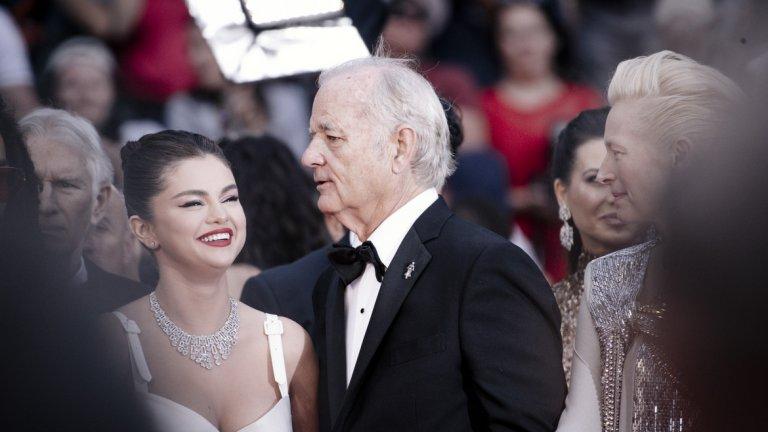 """Селена Гомес и Бил Мъри са две от звездите в """"Мъртвите не умират"""" на Джармуш."""