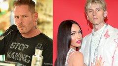 След Конър: Гаджето на Меган Фокс се заяде и с Кори Тейлър от Slipknot