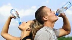Търсене на извор в провинцията вместо вода в бутилка