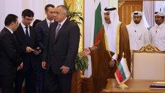 Катарски шейхове преследват Бойко Борисов да му дадат $500 млн., той се дърпа