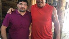 Кърт Енгъл и Армен Назарян са олимпийски шампиони по борба от 1996-а