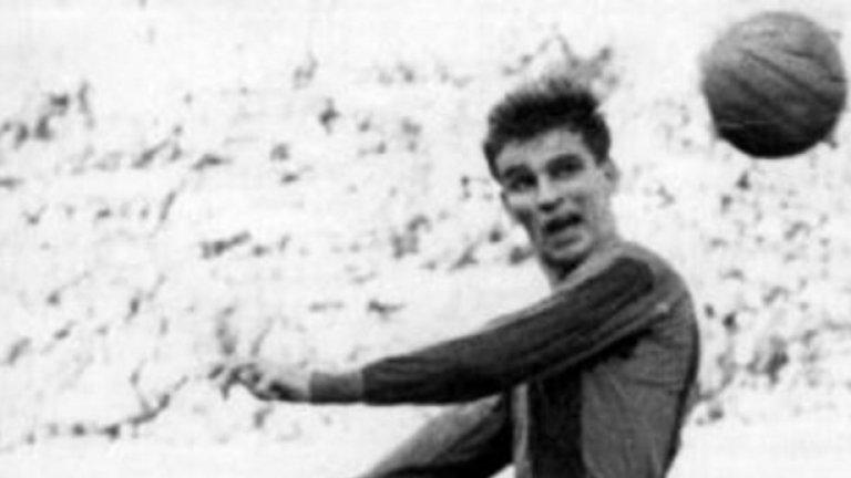 Шандор Кочиш (Унгария). 7 години (юли 1958 - юли 1965). 126 мача, 82 гола