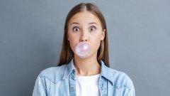 Дъвките могат да служат и за нещо повече от правене на балончета