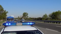 "Затвориха движението по АМ ""Тракия"" при 165 км заради инцидент"