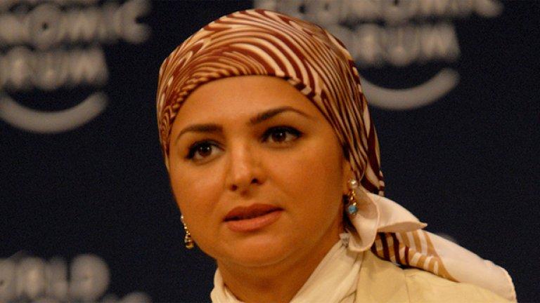 Ханади Ал Тани е основател и председател на Amwal, Катар