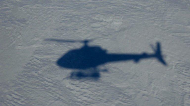 Напоследък много от служителите в посолствата и чуждестранни военни използват хеликоптери като начин за придвижване в района на Кабул
