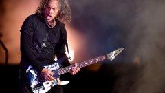 Кърк Хамет е щастлив, че успехите на Metallica му позволяват да се хвърли и в другите си любими дейности