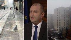 """В седмицата, в която президентът Радев обясни, че би подкрепил """"създаването на демократична алтернатива"""", Столична община предложи лазенето след спъване като алтернатива на ходенето по """"Граф Игнатиев"""", а в няколко градове в България трябваше да търсим алтернатива на дишането."""