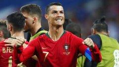Роналдо продължава да чупи рекорди и на Мондиала