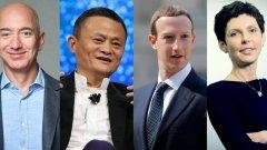 Джеф Безос остава най-богатият човек в света