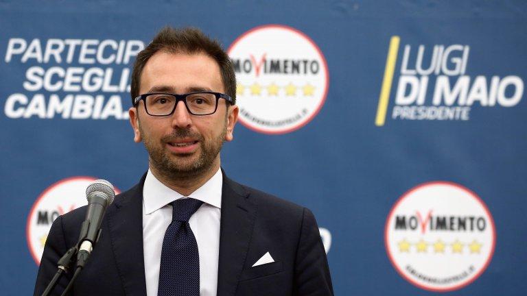 Италиански министър отива на вот на недоверие заради скандал с мафията
