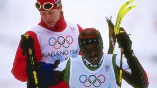 Как Nike платиха 200 000 долара, за да изпратят африкански скиор на Зимните олимпийски игри в Япония