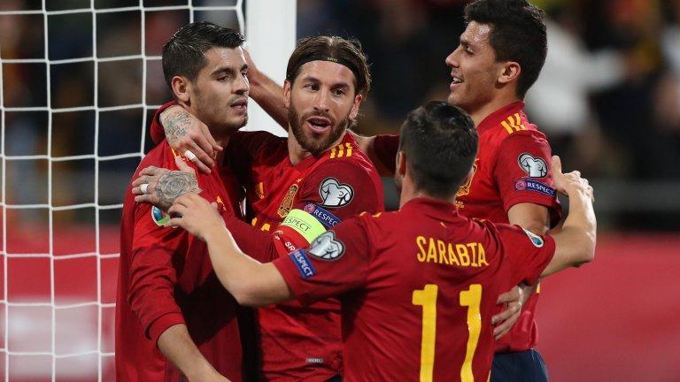 Още веднъж Испания има буря за потушаване преди голям турнир